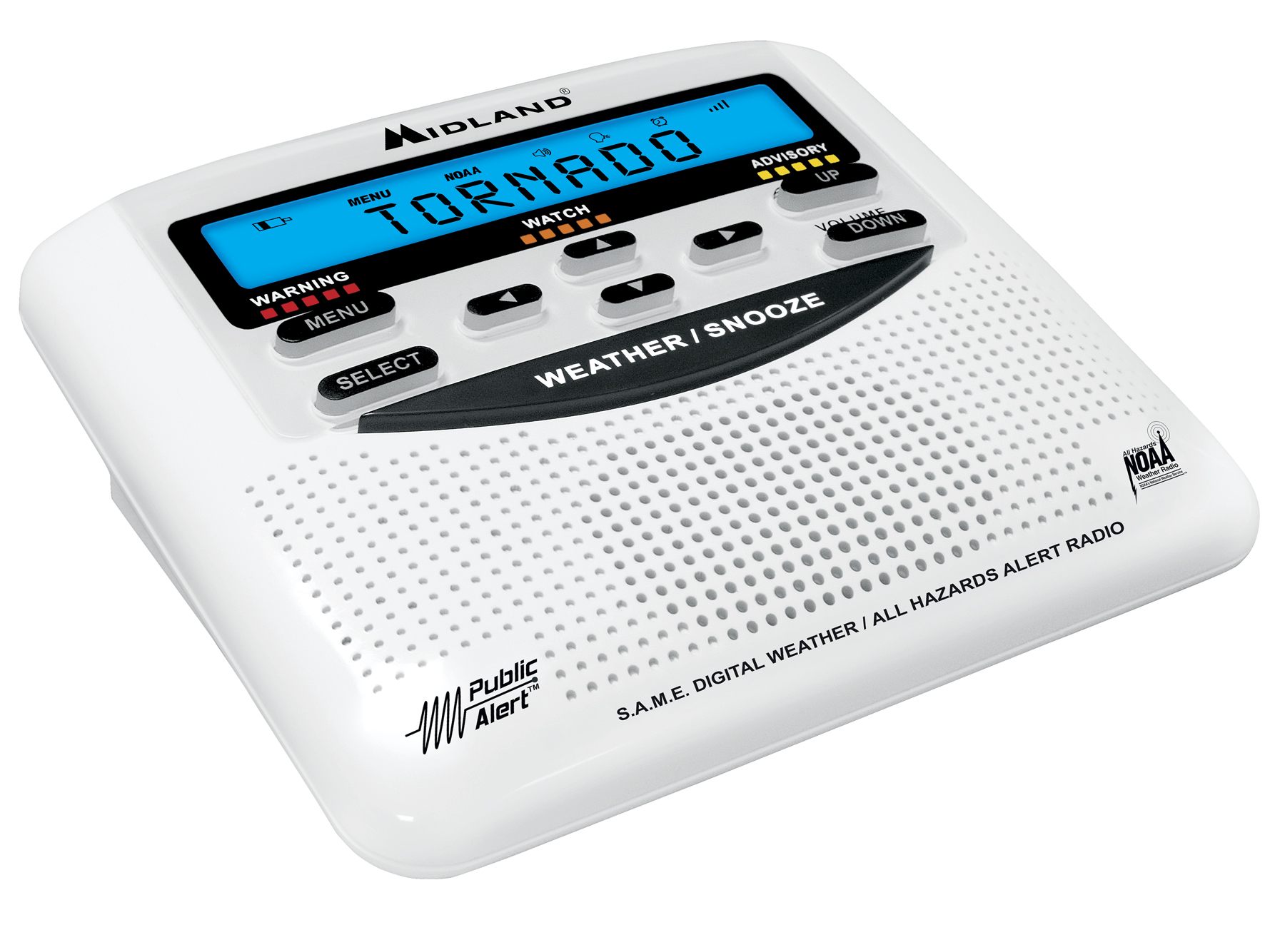 NOAA Weather Radio Day in Millbrook, Thursday, May 17th from 3:00
