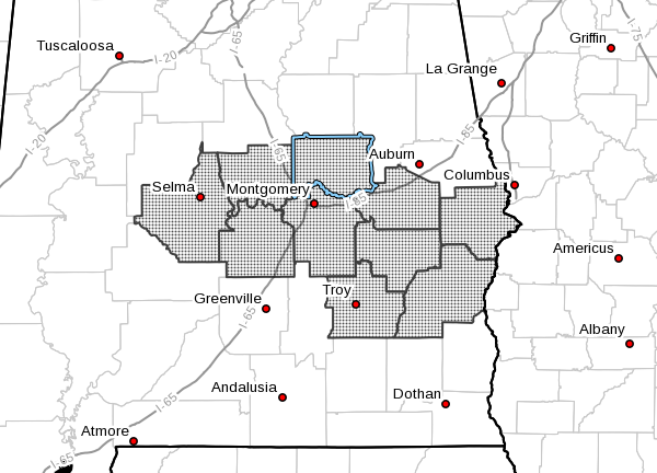 Severe Weather Warning – Elmore County Emergency Management